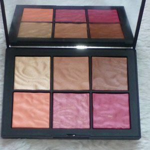 NARS Makeup - NARS Exposed Cheek Blush Palette, New